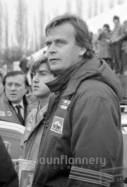 Rally Driver - Henri Toivonen and Markku Alen