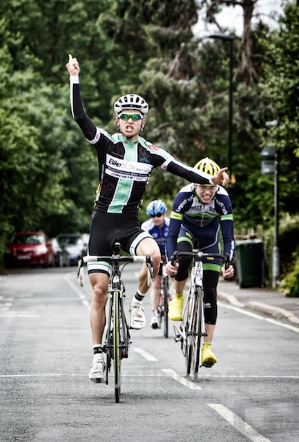 Cycling - The Danum Trophy Road Race.