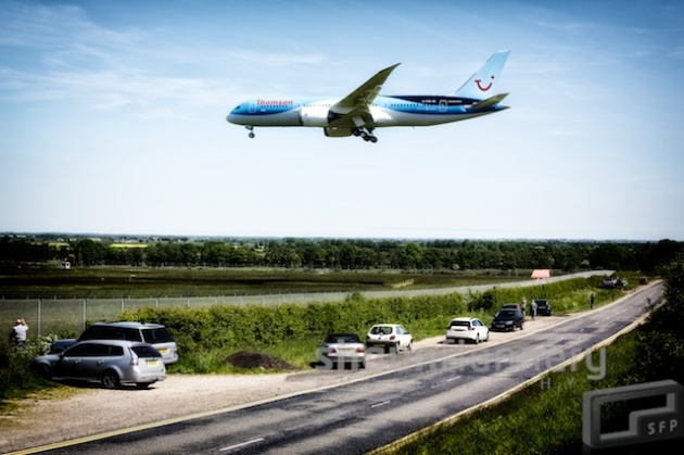 Thomson Boeing 787-B Dreamliner