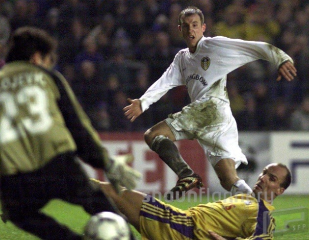 SWLeeds Utd v RSC Anderlecht